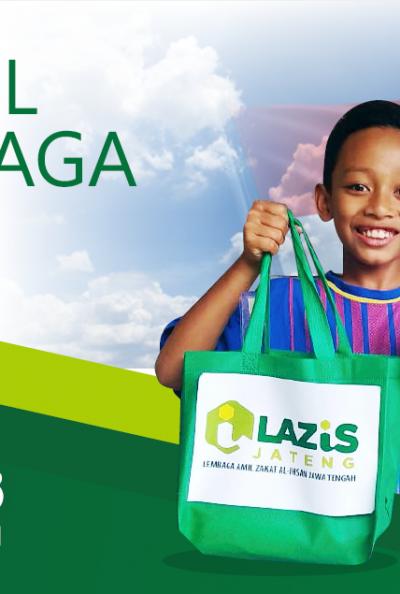 Lazis Jateng Logo Baru d